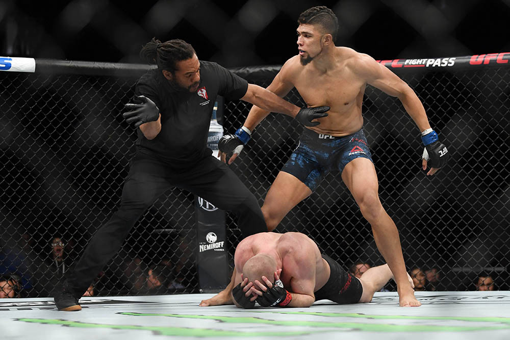 MMAGangster's UFC 244: Masvidal vs. Diaz Best Picks